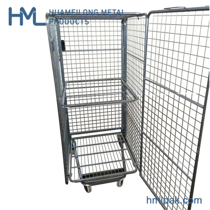 4_sided_china_collapsible_metal_steel_wire_mesh