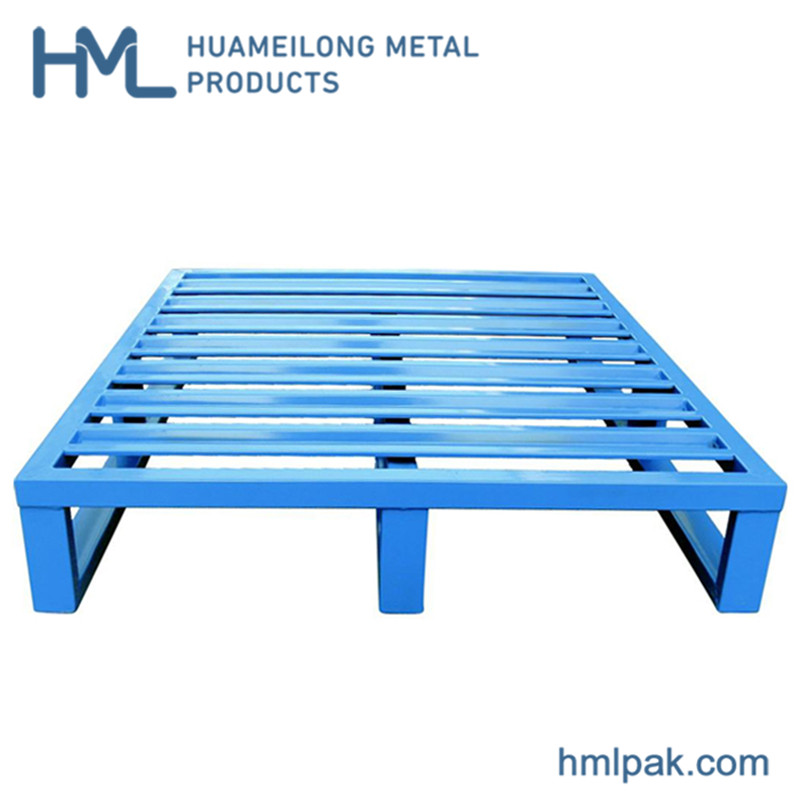 european_stacking_steel_iron_pallet_manufacturer