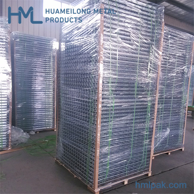 logistic_step_beam_wire_mesh_deck_panel_for_pallet