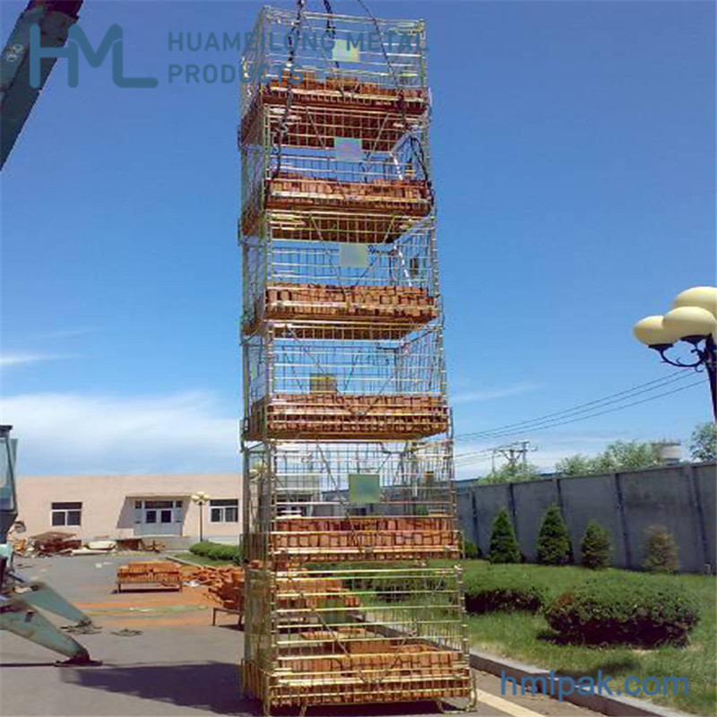 logistic_storage_china_manufacturer_wire_mesh_cage
