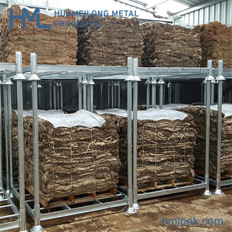 adjustable_cheap_hot_dip_galvanized_metal_pallet