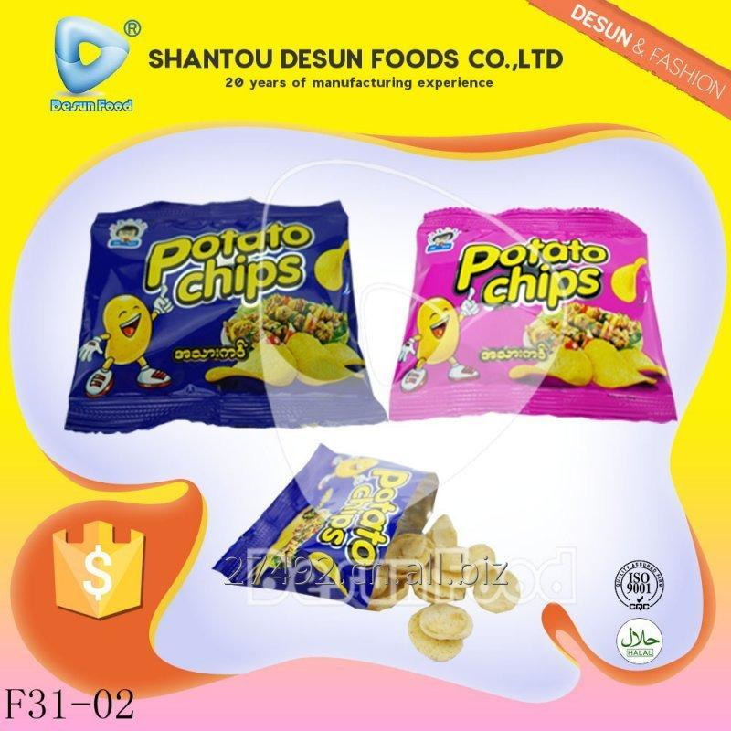 newest_potato_chips_puffed_snack