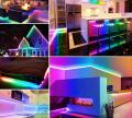 Flexible LED Flex Silicone Neon Outdoor 220V White 8 × 16mm