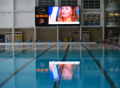 LED screens P10 SMD for sports facilities