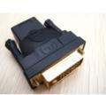 Female HDMI to DVI Male 24+1 Adapter