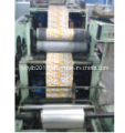 Aluminium Foil Lid Embossing&Punching Machine