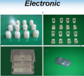 Electronic  mold parts;