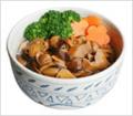 山珍蘑菇盖饭