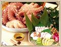 岩章鱼原料