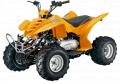 موتورهای چهارچرخ ای تی وی اس (ATVs)