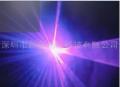 单紫120mW激光灯