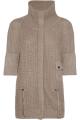 Cashmere-blend Cardi-coat