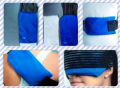 Cold compress physiotherapeutic bag (Medical / Therapeutic Pack)