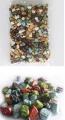 Multi-colored Stone Chocolate