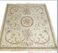 Wool+silk Antique Carpets
