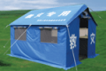 8㎡救灾专用单帐篷