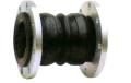 JGD-A型双球体可曲挠橡胶接头