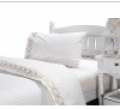 Carded cotton 4 pcs reactive printing bedding set