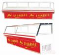 冷藏展示柜LZG08型