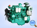 YC4D系列发电用发动机技术参数