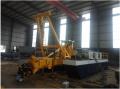 机械绞吸式清淤船
