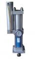 气液增压缸工作原理