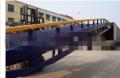 物流装卸货物 移动式登车桥