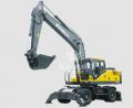 QNL220轮式液压挖掘机