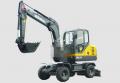 QNL70轮式液压挖掘机