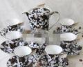 高档骨质瓷咖啡具