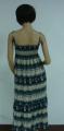 波西米亚长裙