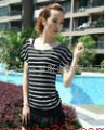 最新韩板女式宽松T恤