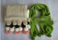 海HNW2012023流行杨梅球围巾