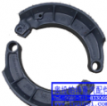 Brake shoes and pad