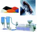 塑料热切造粒生产线