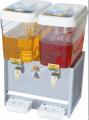 双缸果汁机冷饮机