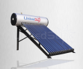 Pressurized Heat Pipe Solar Water Heating System