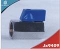 Brass miniball valve JX9409