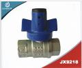 Brass gas valveJX 9218