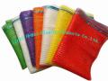 Raschel mesh bags for vegetable