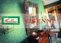 Oriental coat—YISENNI interior wall decoration