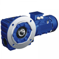 Helical-worm gear reducer S series