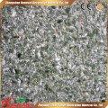 Зеленые моды настенные отделочные материалы-YISENNI текстильное волокно жидкие обои