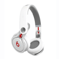 Beats by Dre Mixr HD On-Ear Stereo Headphones with inline Remote & Mic -White