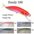 Perfect Sport Fishing Lure Artificial Fishing Lure Dd180-18cm-Hot Sale! ! (DD180)