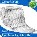 Thermal insulation -- aluminum bubble foil