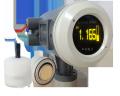 External non contact ultrasonic level sensor for LPG tank within 5M