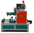 Automatic pellet ring die countersinking machine
