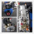 KA178F 5,5 HP 1-Cylinder and 4-Stroke air-cooled diesel engine