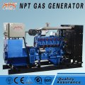 100kW Natural gas generator set